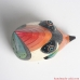 Bird Figurine Statuette Statue Sculpture Pottery
