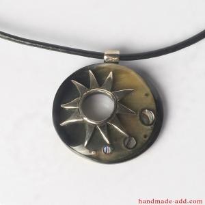 "Necklace  ""My Sunshine 2 """
