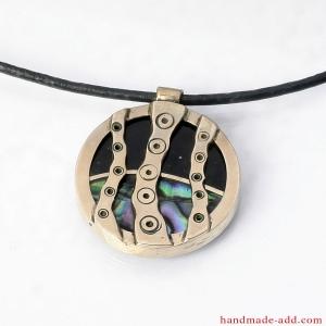"""Necklace """"Cosmos"""""""