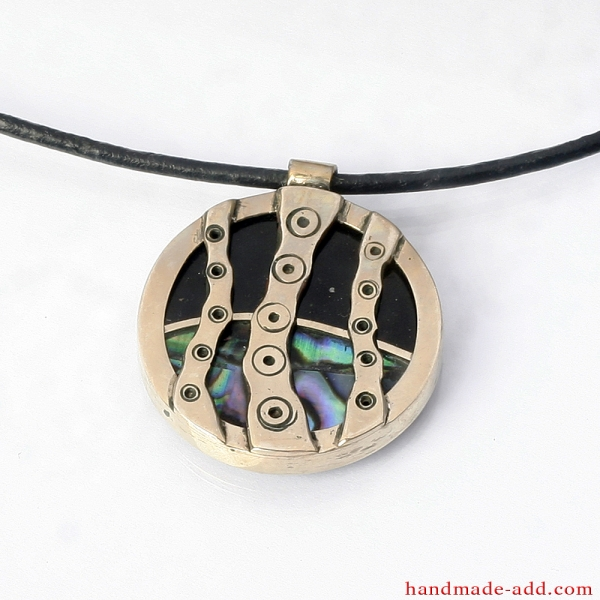 "Necklace ""Cosmos"""