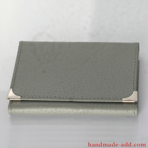 Vintage Document Holder Gray