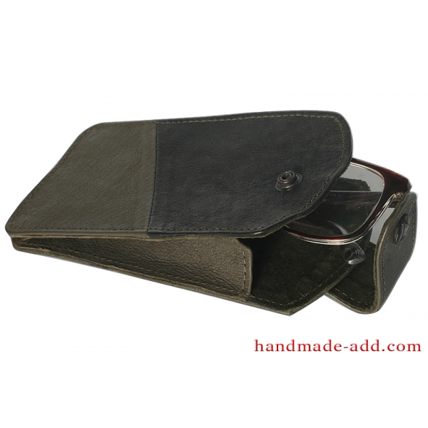 Vintage Leather Eye Glasses Case | Smartphone case