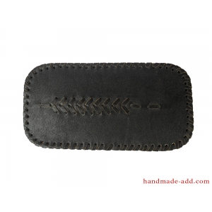Vintage Leather Eye Glasses Case